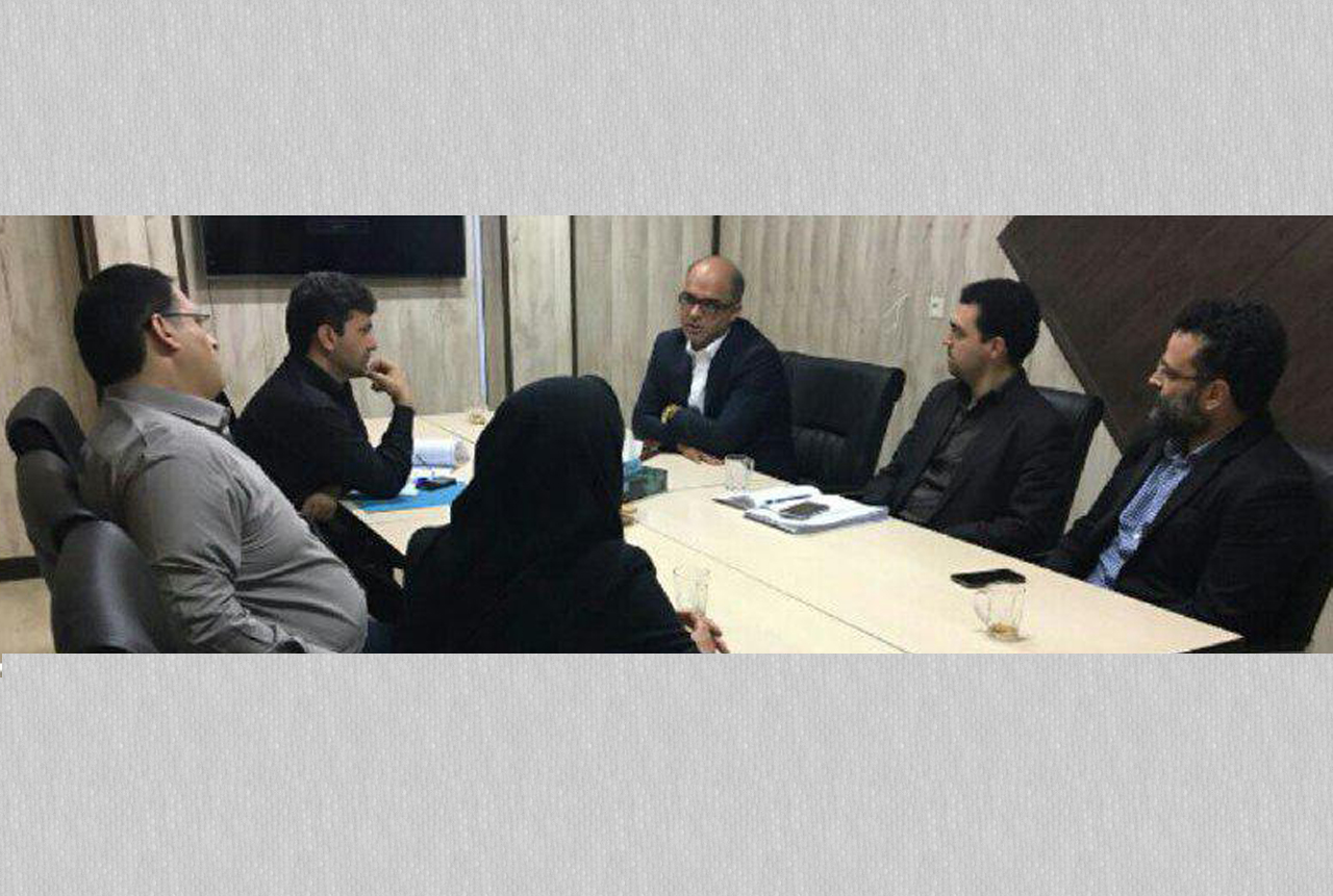پذیرش بارمان در مرکز نوآوری و فناوری دانشگاه یزد